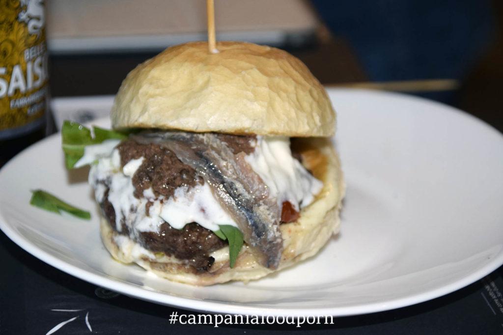 Mediterraneo panino 2017 by Sciuè il Panino Vesuviano