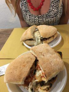 migliori panini in Campania