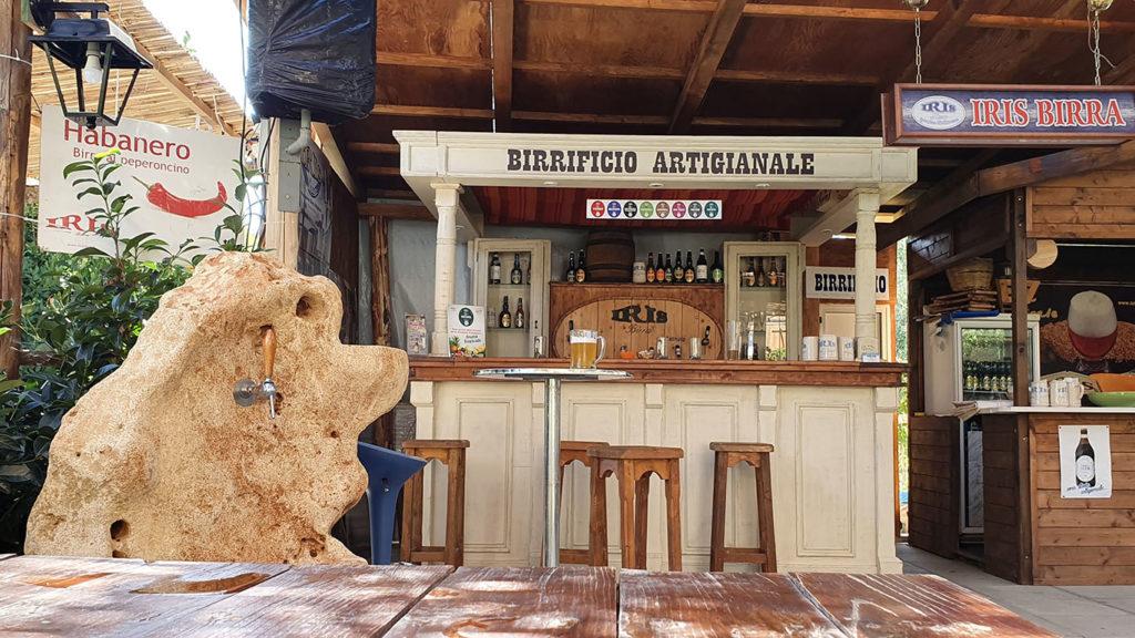 Beer Garden di Iris Birra